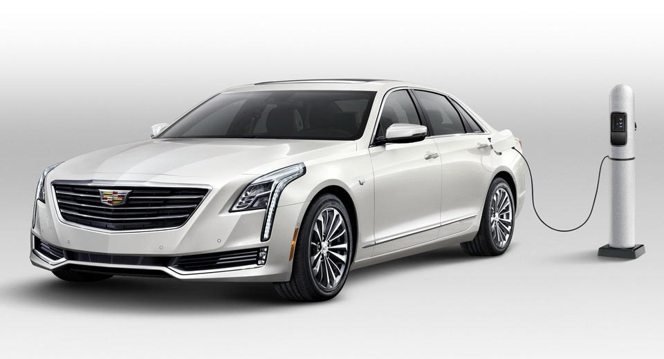 The 2019 Cadillac Ct6 Phev Debuts In Shanghaiis U S Bound Release date and Specs