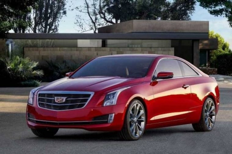 The 2019 Cadillac Cts Coupe Picture