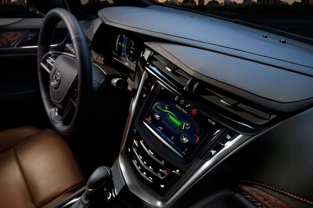New 2019 Cadillac ELR s Picture