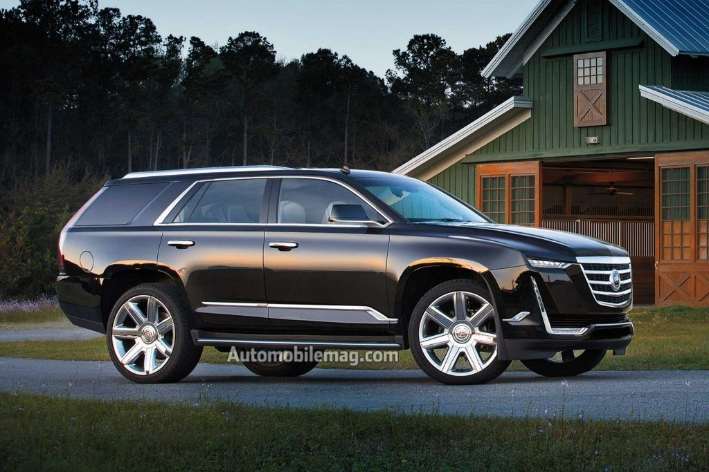 Best 2019 Cadillac Escalade Vsport Picture