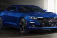The 2019 Chevrolet Camaro Unveiled New Release