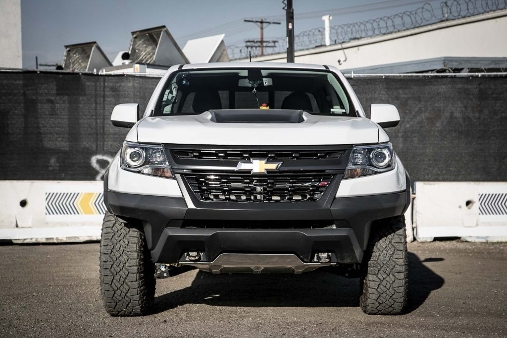 New 2019 Chevrolet Colorado Z72 Price and Release date