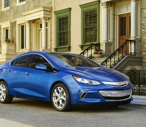 The 2019 Chevrolet Volt Order Guide First Drive