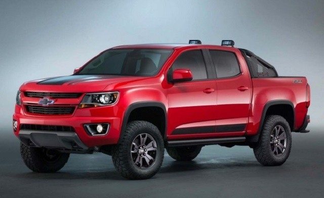 Best 2019 Chevy Colorado First Drive