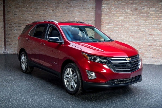 The 2019 Chevy Equinox Release Date
