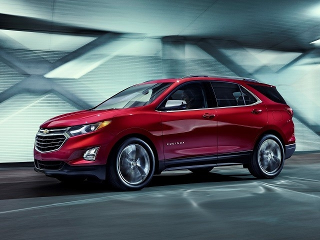 The 2019 Chevy Equinox Interior