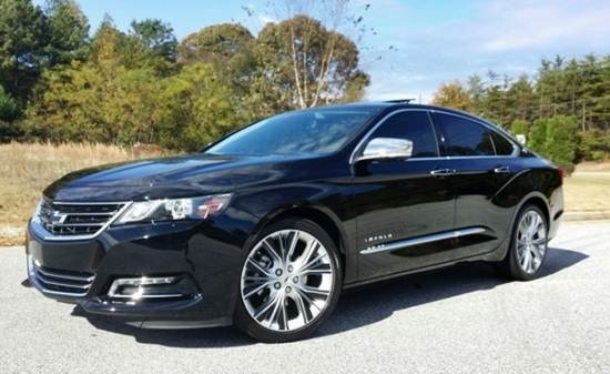 Best 2019 Chevy Impala Overview