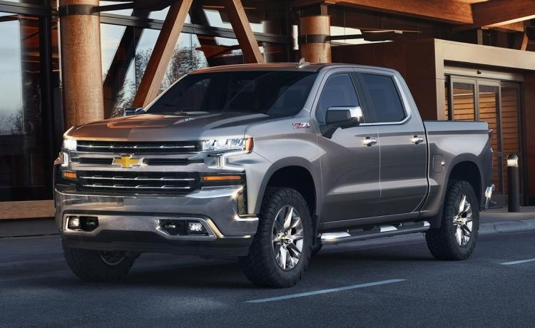 The 2019 Chevy Silverado 1500 Interior