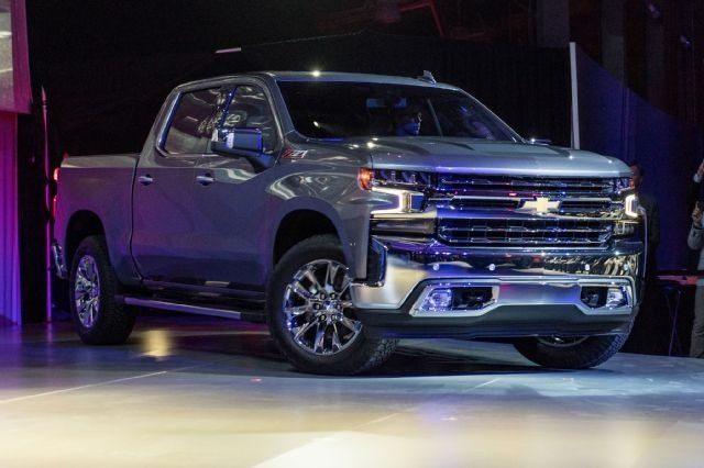 2019 Chevy Silverado 1500 Release date and Specs