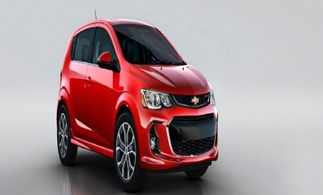 2019 Chevy Sonic Ss Ev Rs Release Date