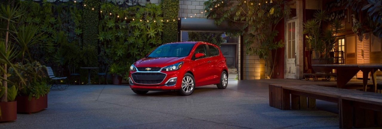 New 2019 Chevy Spark First Drive