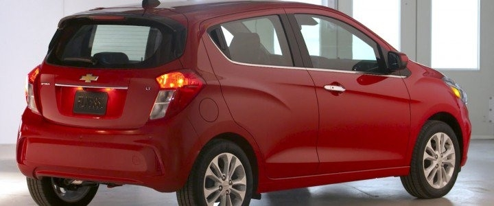 Best 2019 Chevy Spark Overview
