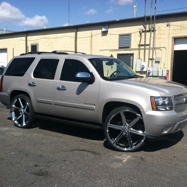 2019 Chevy Tahoe Ls 26 Rims Specs And Review • Cars Studios