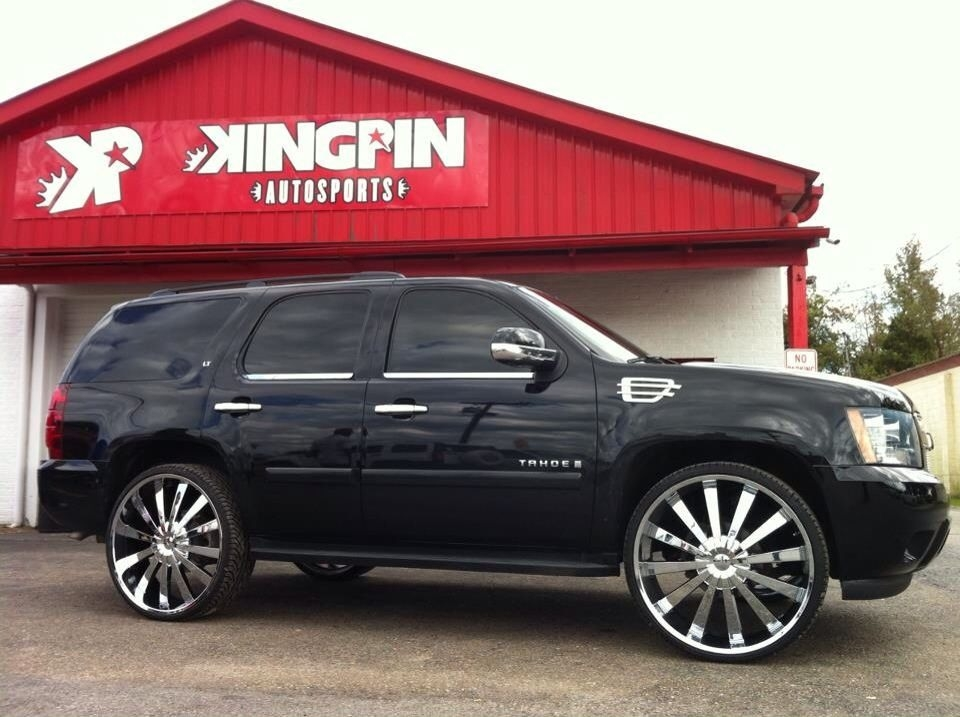 The 2019 Chevy Tahoe Ls 26 Rims Overview