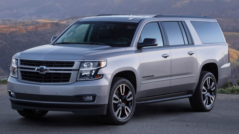 Best 2019 Chevy Tahoe ltz First Drive | Cars Studios