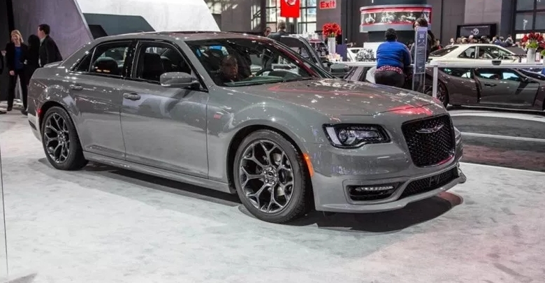 New 2019 Chrysler 300 srt 8 New Release