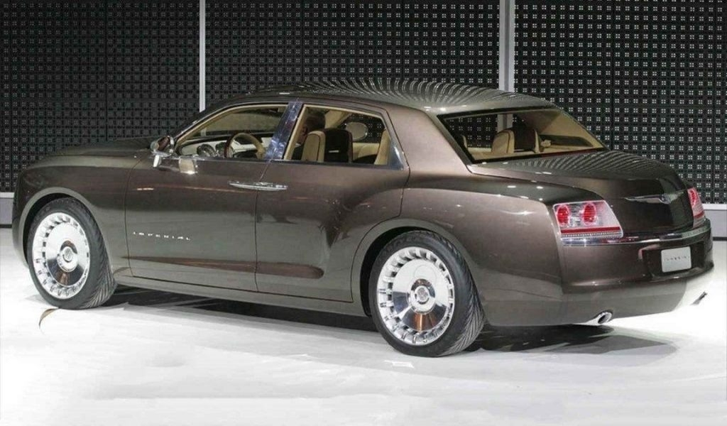The 2019 Chrysler Imperial Pics Interior
