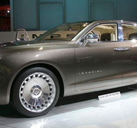 New 2019 Chrysler Imperial Pics Release date and Specs