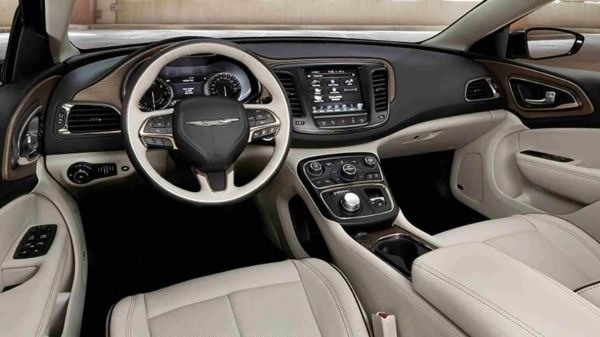 2019 Chrysler Town First Drive