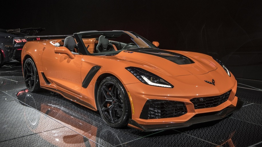 2019 Corvette Convertible Review and Specs • Cars Studios