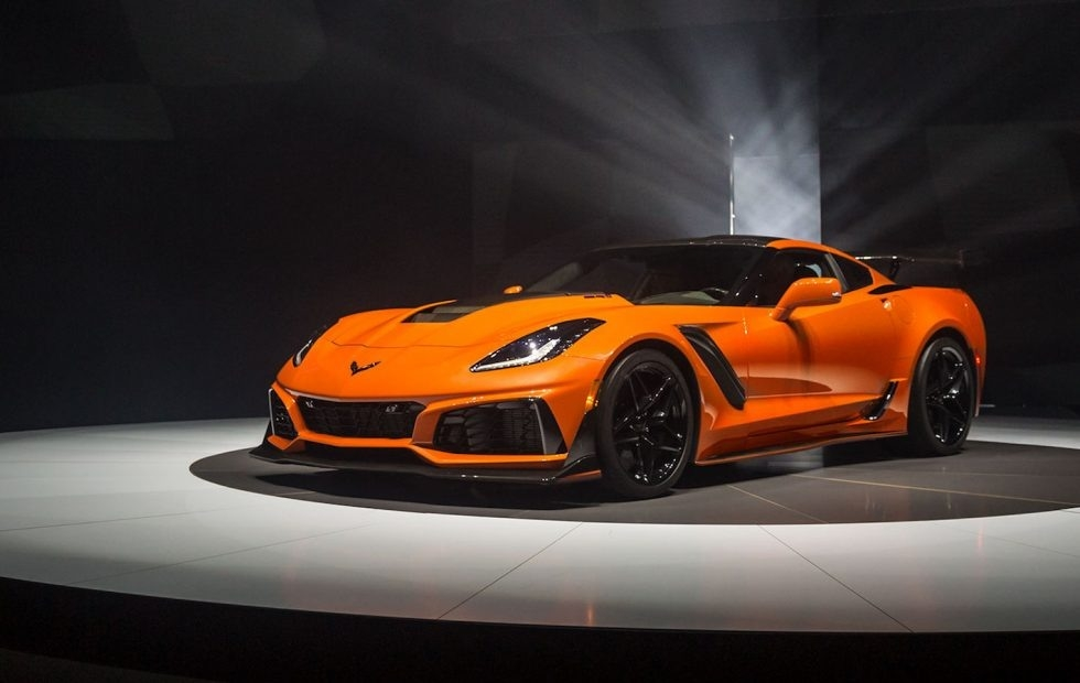 The 2019 Corvette ZR1 Interior