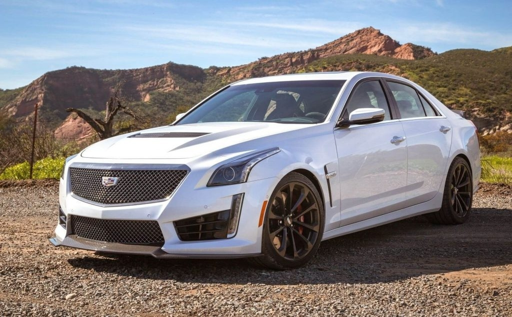 2019 Cts V Release date and Specs