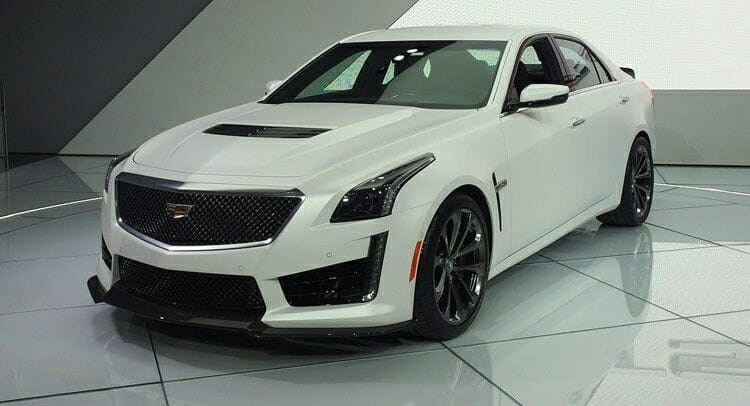 New 2019 Cts V Release Date