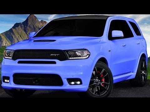 2019 Dodge Durango Srt New Release