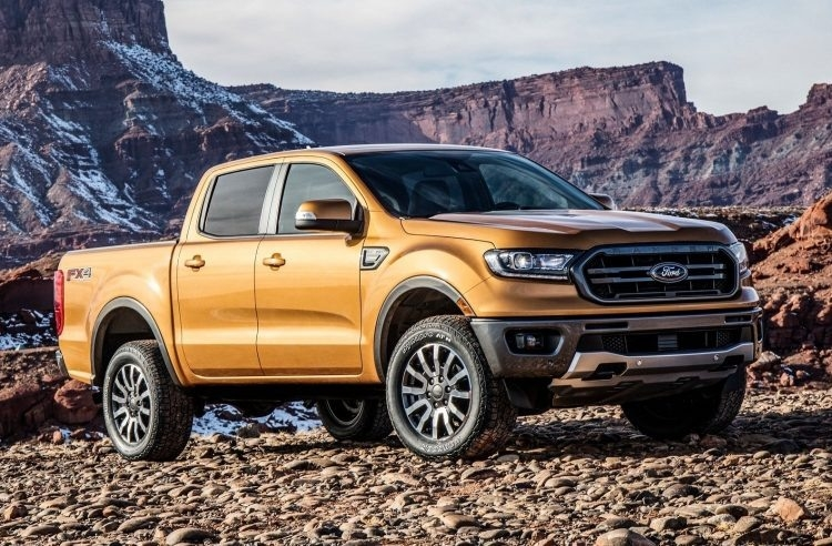 The 2019 Ford 150 First Drive