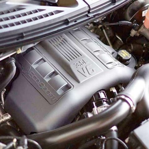 2019 Ford Atlas Engine Overview