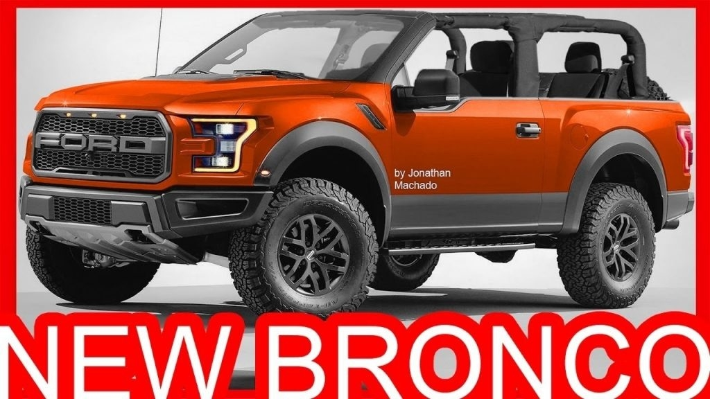 2019 Ford Bronco Concept Release Date
