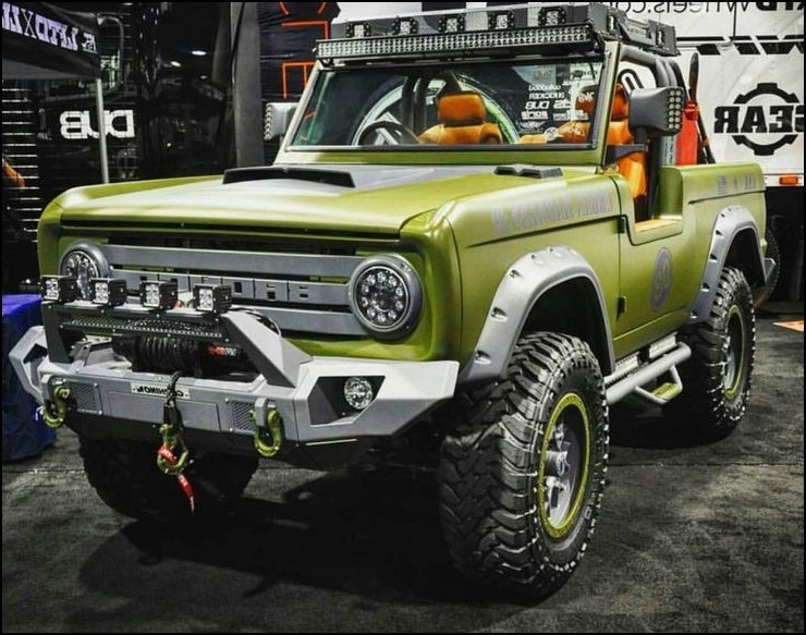 Best 2019 Ford Bronco First Drive