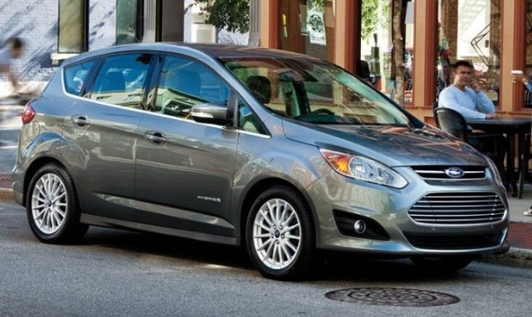 The 2019 Ford C-Max Exterior