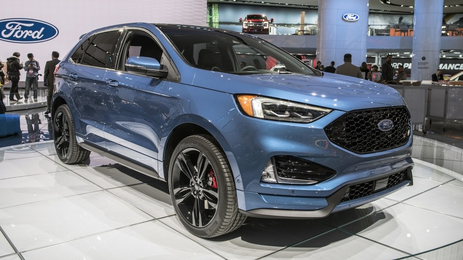 The 2019 Ford Edge Sport Overview