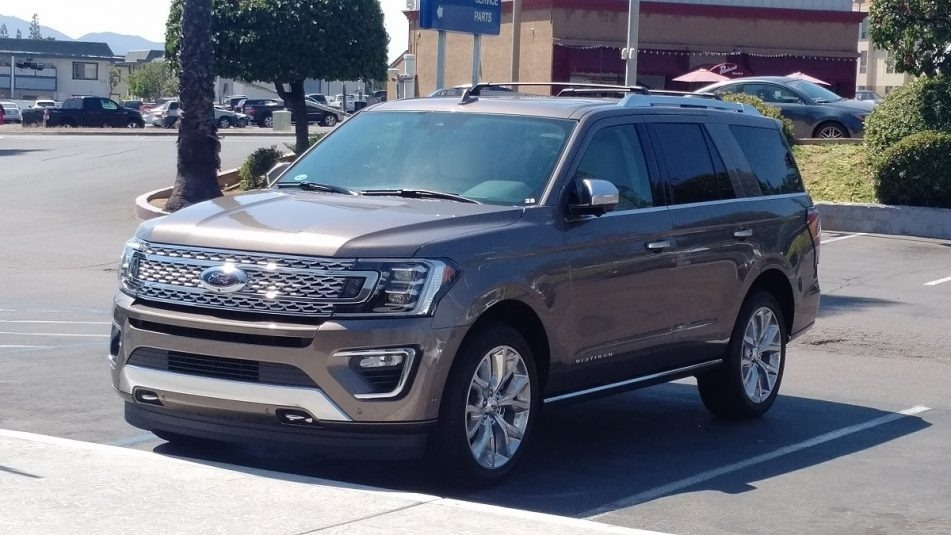 Best 2019 Ford Expedition Redesign