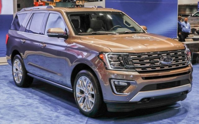 The 2019 Ford Expedition New Interior