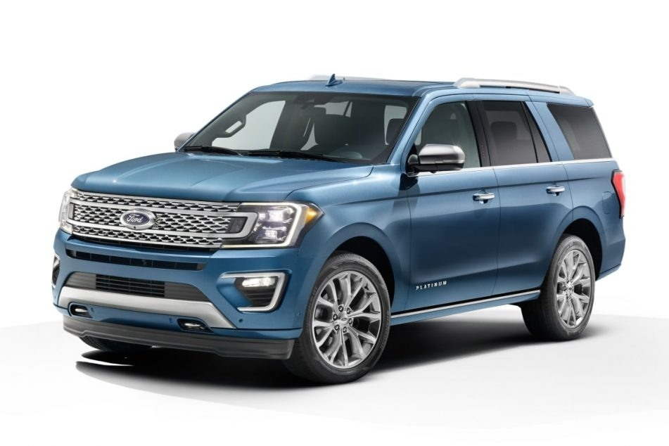 2019 Ford Expedition New Release