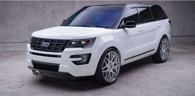 The 2019 Ford Explorer Price
