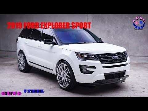 New 2019 Ford Explorer Release Date