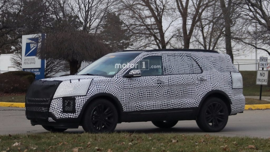The 2019 Ford Explorer Will Have Chance Picture