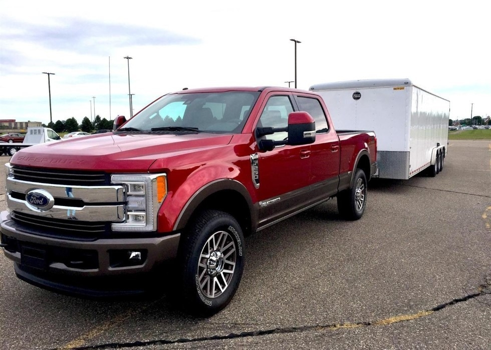 Best 2019 Ford F250 Diesel Rumored Redesign and Price