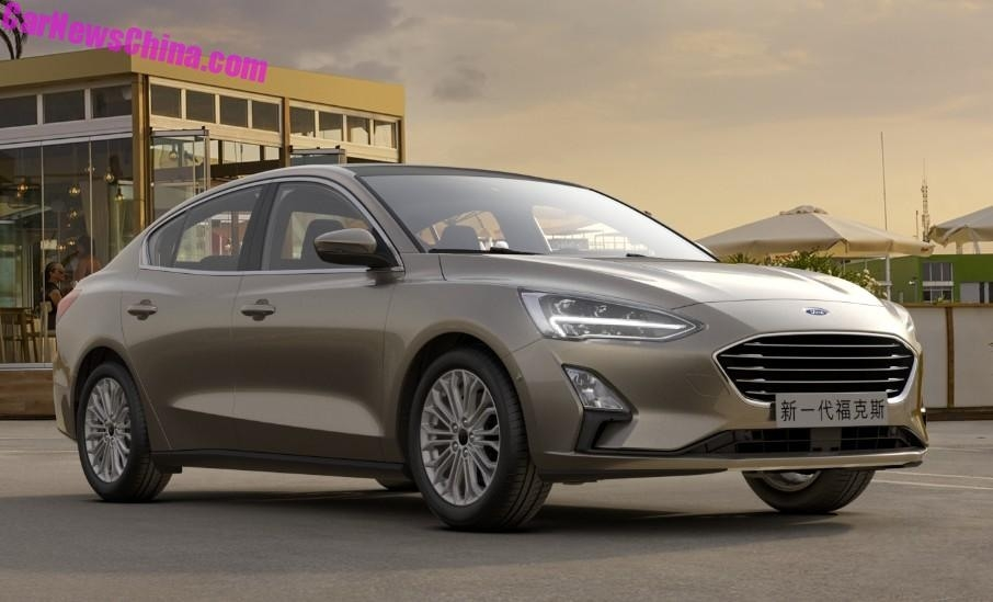 2019 Ford Focus Sedan Release date and Specs