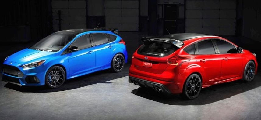 The 2019 Ford Focus St Picture