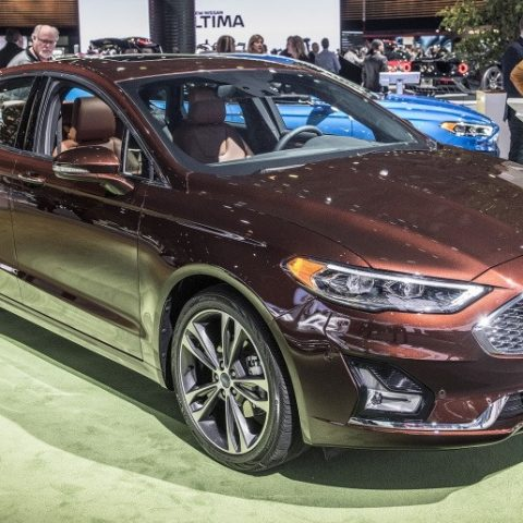 2019 Ford Fusions Price and Release date