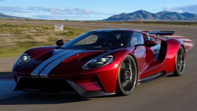 The 2019 Ford Gt Horsepower Picture