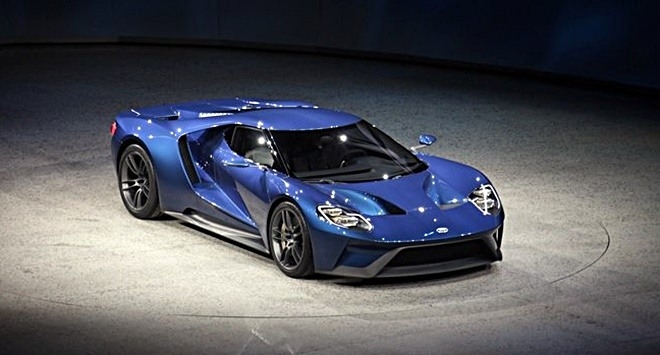 Best 2019 Ford Gt40 Picture