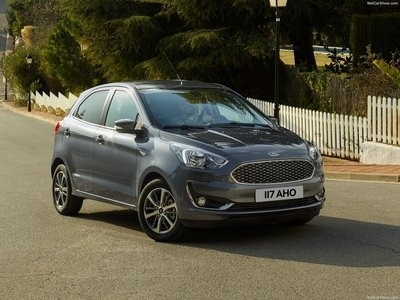 Best 2019 Ford Ka New Review