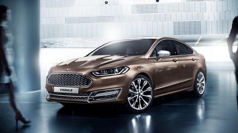 2019 Ford Mondeo Vignale New Review