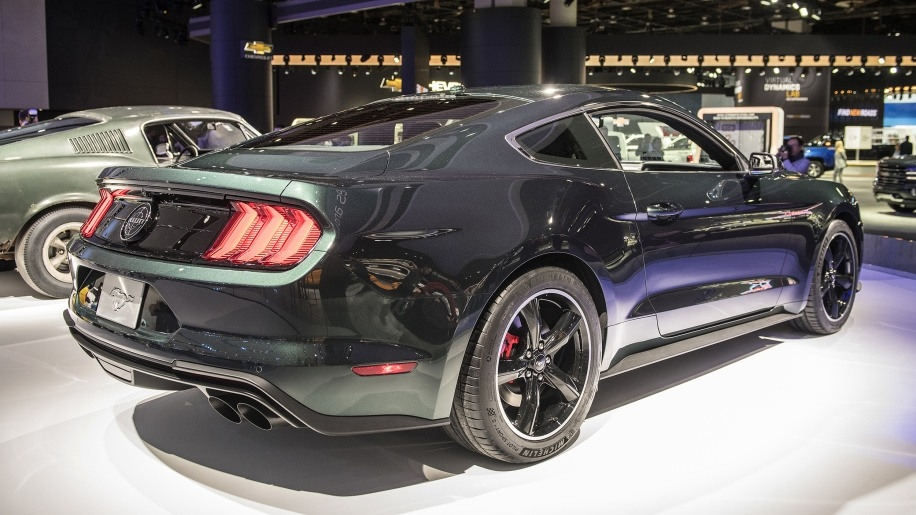 New 2019 Ford Mustangs Concept