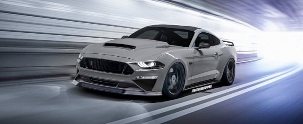 New 2019 Ford Shelby Gt350R Mustang Spy Shoot